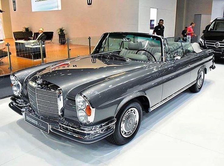 Classic 380sel Convertible Mercedes Benz Germany Classic Mercedes Mercedes Benz Cars