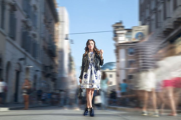 fashion blogger roma Glamour
