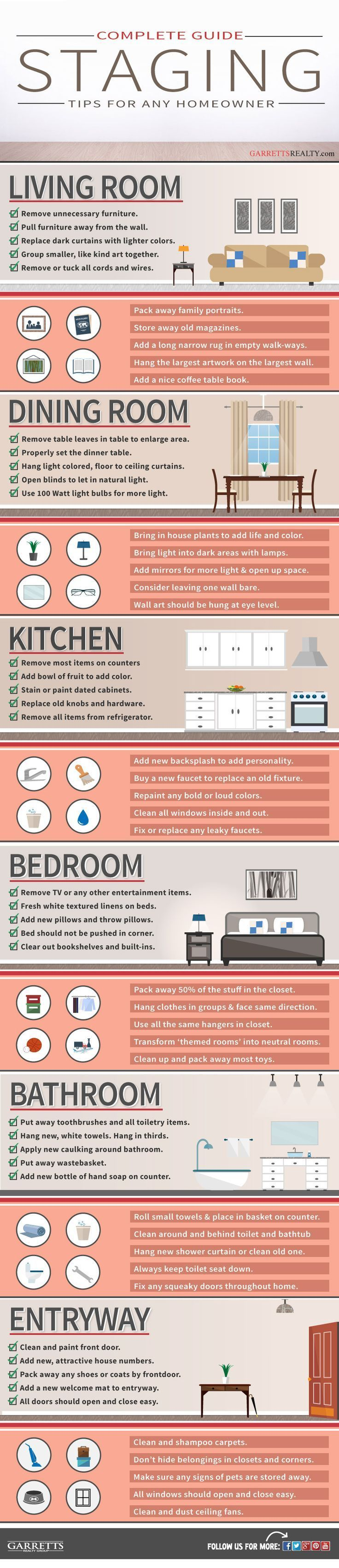 61 best Home Staging images on Pinterest | Homes, My house and ...