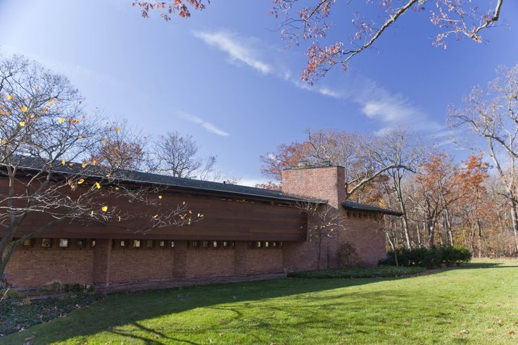 14 Best Flw Glore House Images On Pinterest Usonian