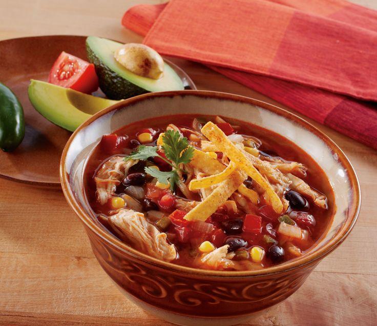 Mexican Tortilla Soup • 1 Tsp. canola oil • 1... | Walmart