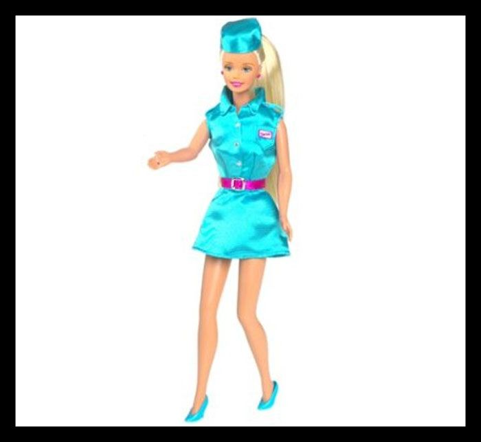 toy story tour-guide barbie costume
