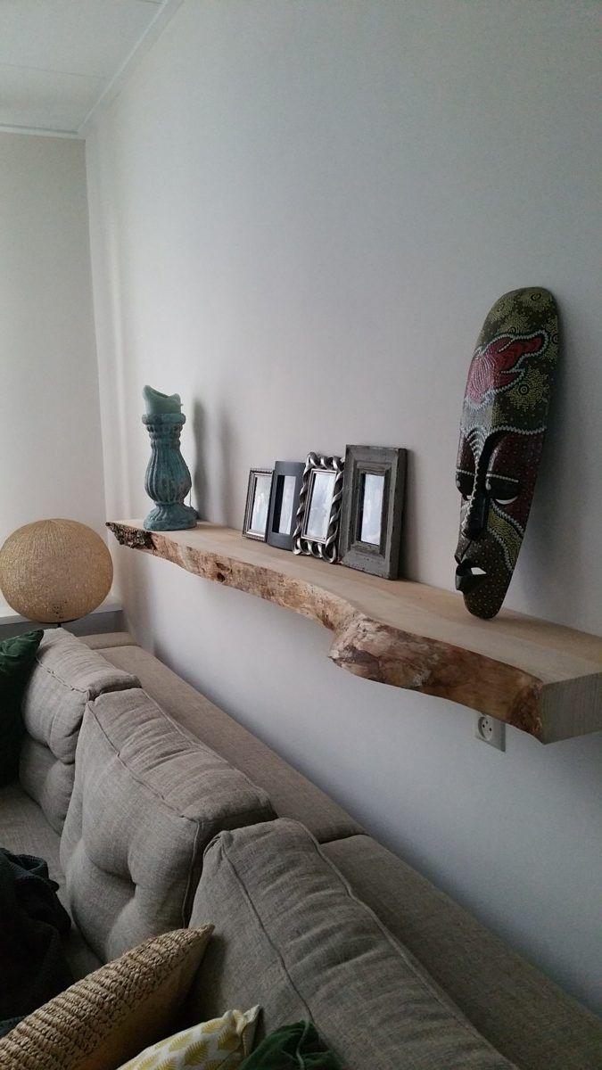 Portfolio Woodend Wandplank Woonkamer Decoratie Zwevende Muurplanken
