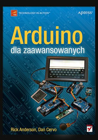Arduino dla zaawansowanych  #Arduino #elektronika #ksiazka #helion
