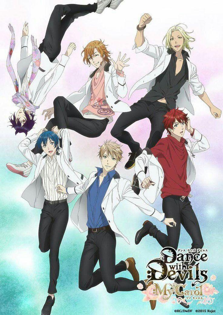 Anime Boys Manga Boy Pretty Devil Style Ideas With Couples Geek Stuff Hair