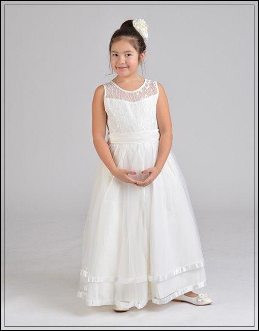 Söta klänning Heather, vacker med spets och tyll!