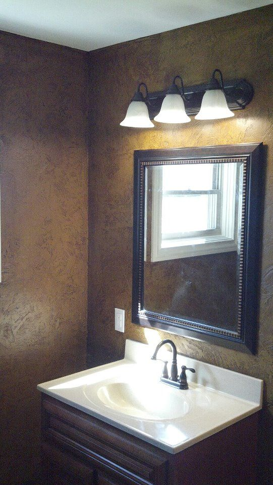 61 best faux finish 39 s images on pinterest wall textures drywall texture and texture walls Best paint finish for bathroom
