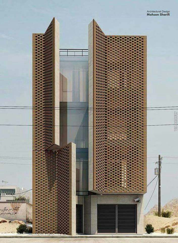brick openning solid and void