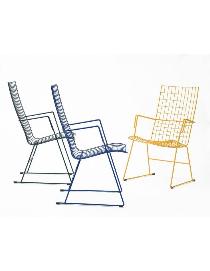 Rods armchair, design Yrjö Wiherheimo 2005.