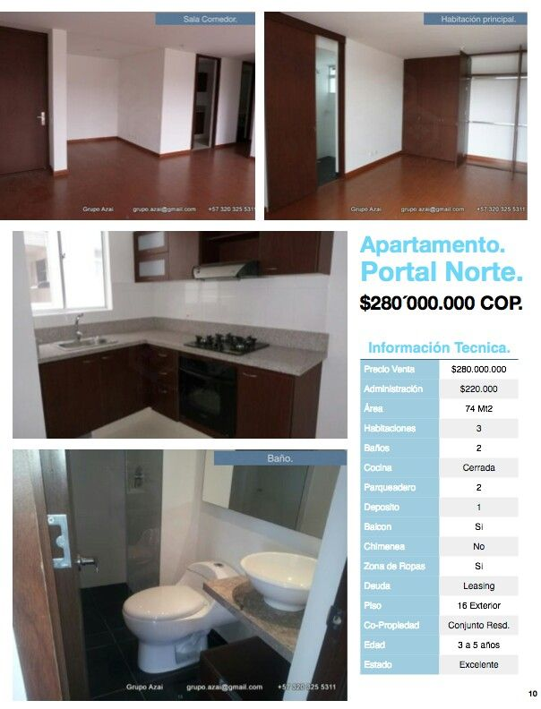 Apartamentos en venta Nueva Zelandia, Suba, Bogotá, Colombia. Informes Marco Quijano 320 325 5311 maquijano@grupoazai.com