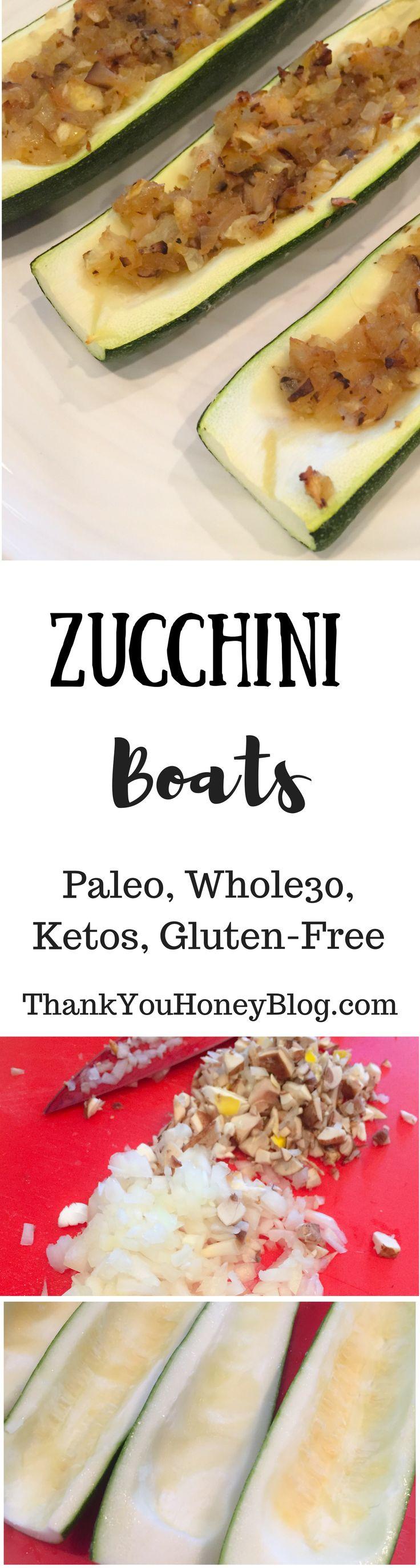 Zucchini Boats, Recipe, Side Dish, Simple Recipe, Clean Eating, Accompaniment, Healthy Recipe, Zucchini Boats, Vegetables, Side Dish Recipe, Whole 30, Keto, Paleo, Vegan