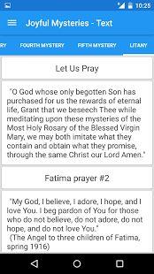 Rosary Audio- screenshot thumbnail