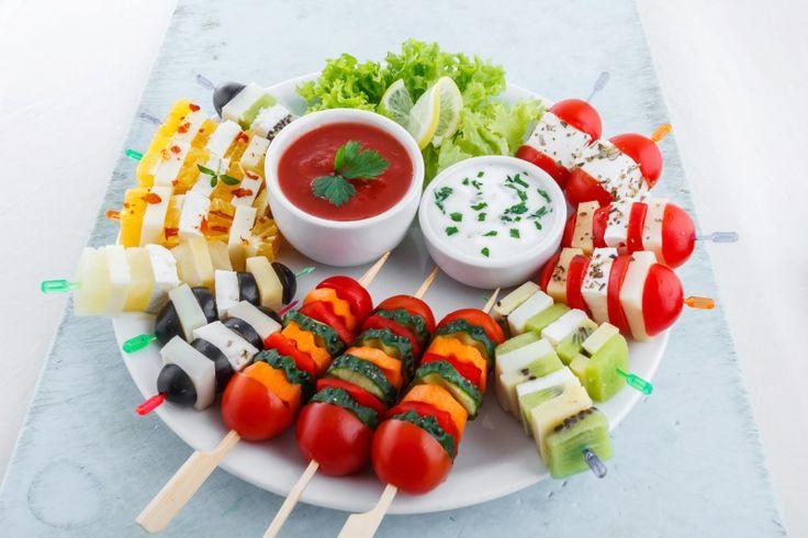 Dietetyczne przekąski kibica - Dieta, odchudzanie i porady dietetyczne