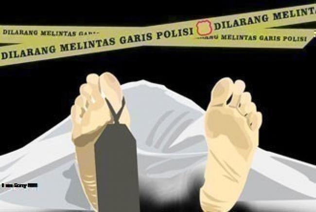 Sulawesi Tengah, Oketimes.com - Seorang perwira militer yang sehari-hari bertugas di Badan Intelijen Strategis (Bais) TNI Angkatan Darat, ditemukan meninggal dunia di kamar kosnya