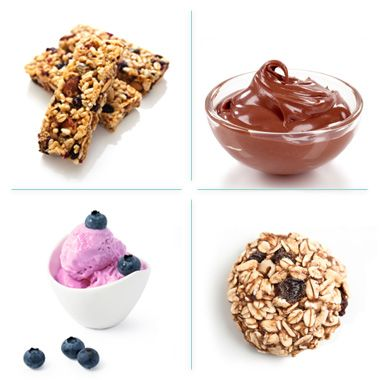 Healthy snack guide