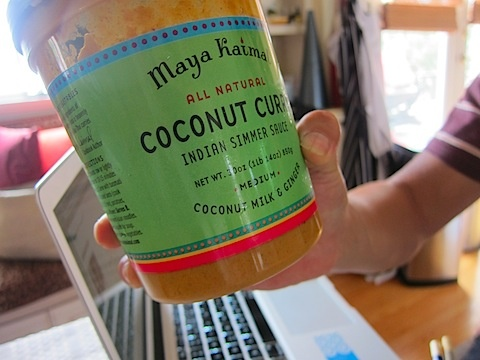 Maya Kaimal Coconut Curry Sauce: House, Curries Sauces, Curry Sauce