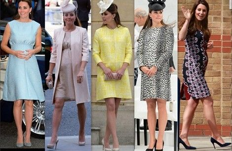 Kate Middleton, le foto più belle della gravidanza reale - VanityFair.it