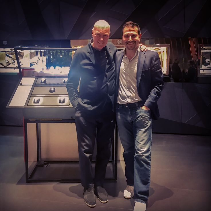#foreternity Jean-Claude Biver #baselworld #soproud