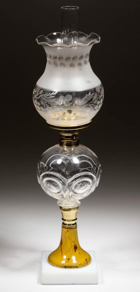 Kerosene Glass Lamps - Separating New from Old