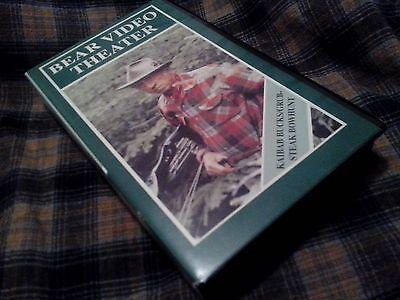 Fred Bear Video Theater- Kaibab Bucks/Grubsteak Bowhunt Bowhunting VHS