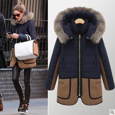 S 4xl Plus Size nova Arrivel casaco de pele casaco de algodão para baixo casaco de inverno mulheres Sobretudo Casacos Femininos casaco feminino YS8336 em Down & Parkas de Das mulheres Roupas & Acessórios no AliExpress.com   Alibaba Group