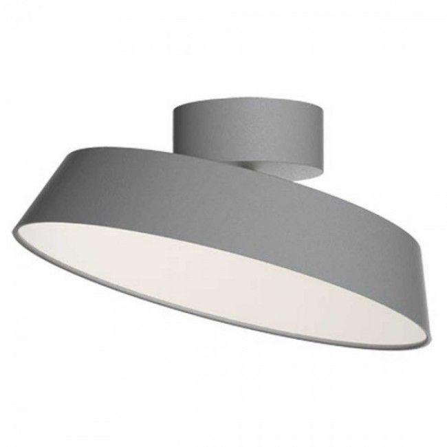 Nordlux ALBA Deckenleuchte LED Silber 77196010