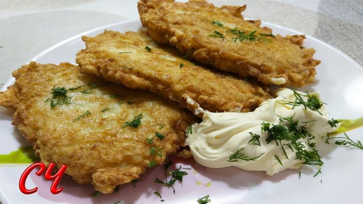 Капустные Шницели.Просто-Быстро-Вкусно.! /Cabbage Schnitzels