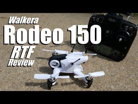 Walkera Rodeo150 Racing Quadcopter | Technology News | Virtual Correspondent