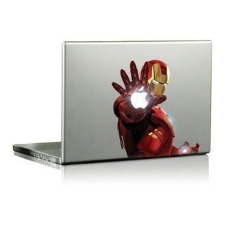 Ironman Macbook Decal
