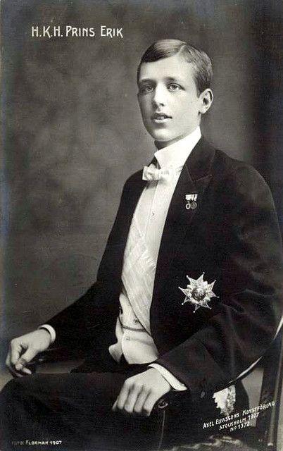 Prince Erik of Sweden
