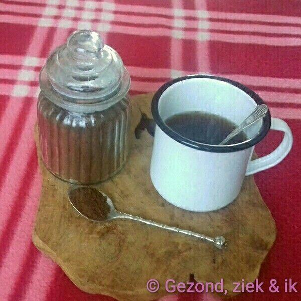 Eikeltjeskoffie als decaf koffievervanger.