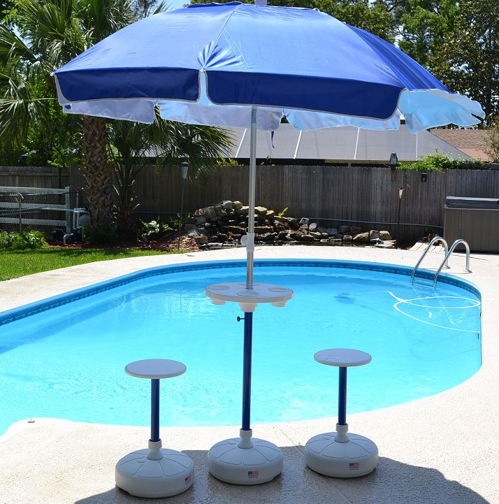 17 best ideas about portable swimming pools on pinterest for Portable pool