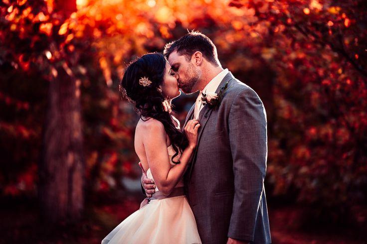 Unbelievably Gorgeous Fall Wedding Photo Ideas! | http://tailoredfitphotography.com/wedding-photography/covelakesideresortwedding/