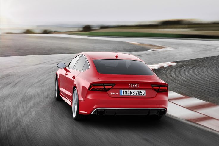 Audi RS7 facelift 2015