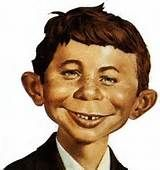 Alfred E. Newman of Mad Magazine Fame