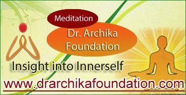 Dr. Archika Meditation Guru