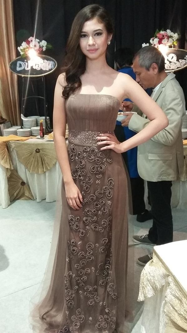 Yuki Kato in Indonesian Movie Award 2015