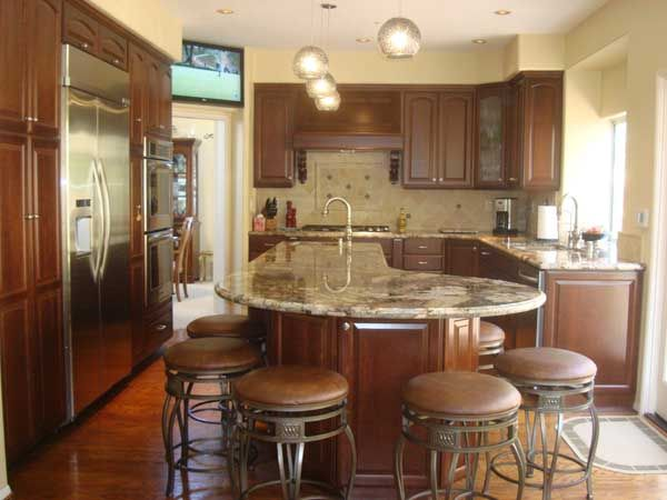212 best kitchen ideas design and for Cost of renovating a kitchen uk