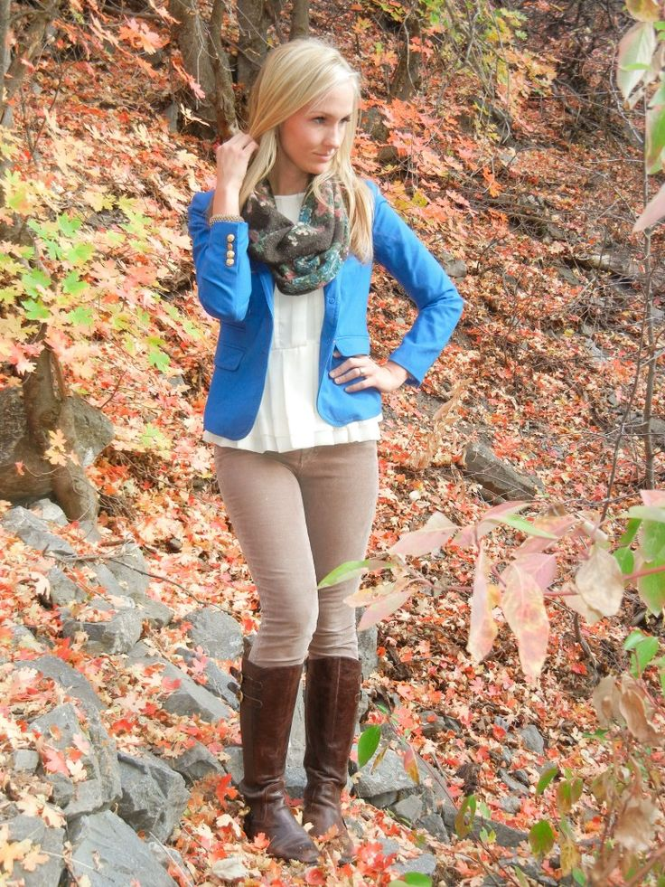 Style With Shannon. Love these colors