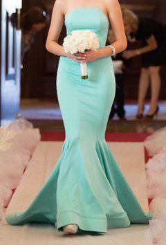 Turquoise / Tiffany Blue Dress