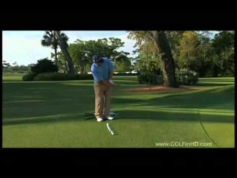 The Most Underrated Shot In Golf: The Bump And Run     There's a pretty good chance that you may be using the wrong club on your chips around the green. The bump and run could easily be the most underrated shot in golf and once you master this chip, you may find yourself having more gimme putts than before. Fred Funk walks us through on how to get it done.     Be sure to follow us on Twitter @SwingbySwing and Like Us on Facebook