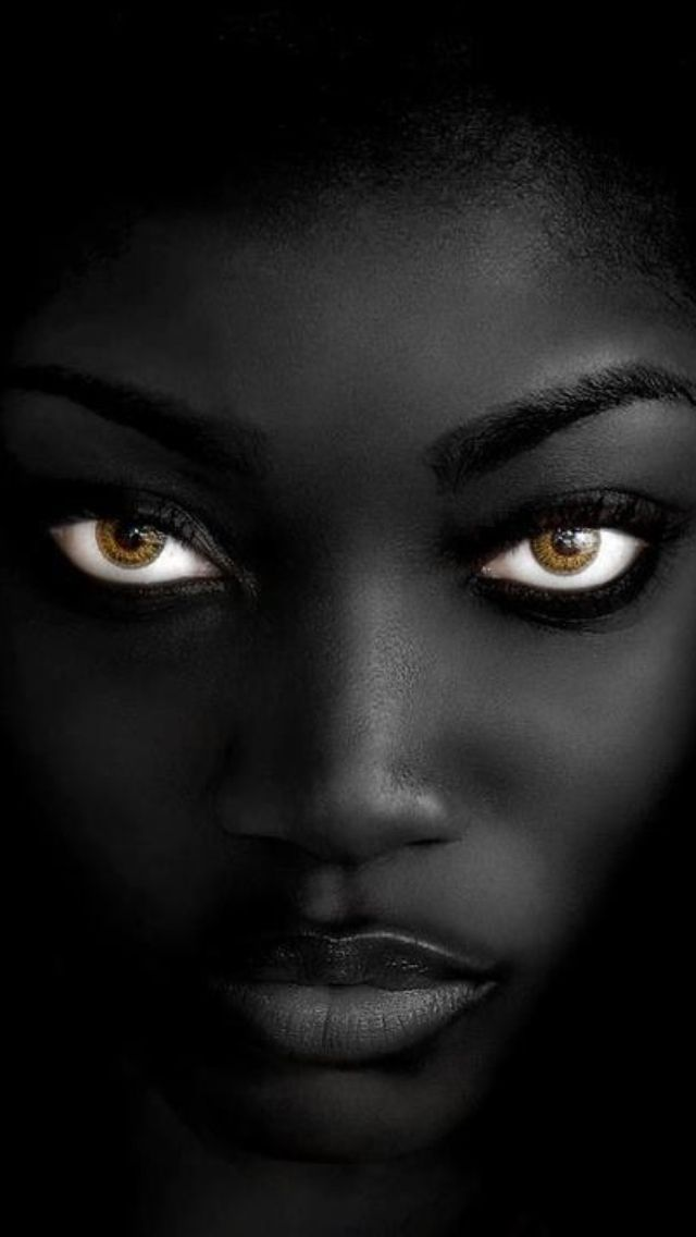 Those eyes: Nubian queen gorgeous eyes