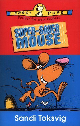 Children's books - Super-Saver Mouse - Bookle