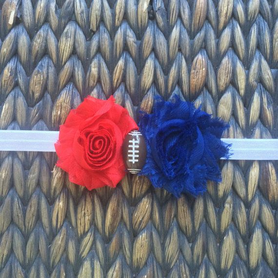 Football Spirited Headbands are available in my shop! ‪#‎repyourteam‬ #houstontexans #texans #texas #football #headband #teamspirit
