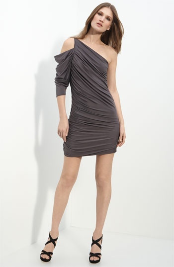 Very unique one shoulder dress