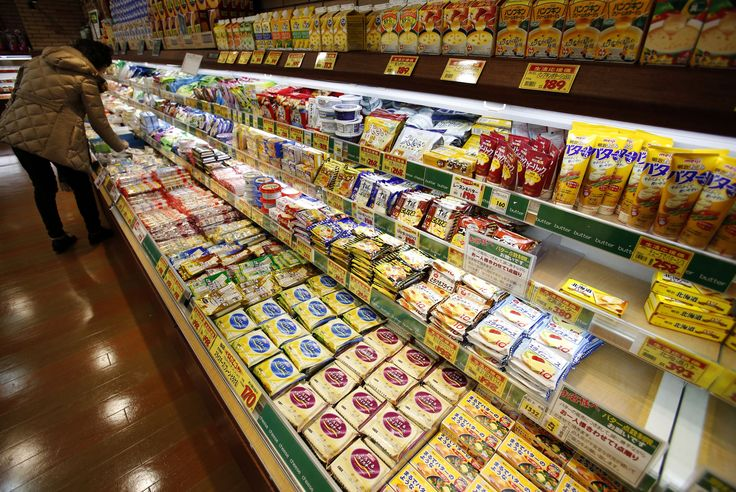 Japan runs short of butter as dairy farms dwindle: The shortages are a symptom of industry protections that limit farm imports and of deeply entrenched resistance to a market-opening overhaul. Apart from overworked cows and difficulties growing enough forage to feed them, dairying is among many Japanese agricultural industries in decline.  Farmers are retiring and prices for feed and fuel have surged. Japan had 417,600 dairy farms in 1963. Now it has 18,600 despite heavy government…
