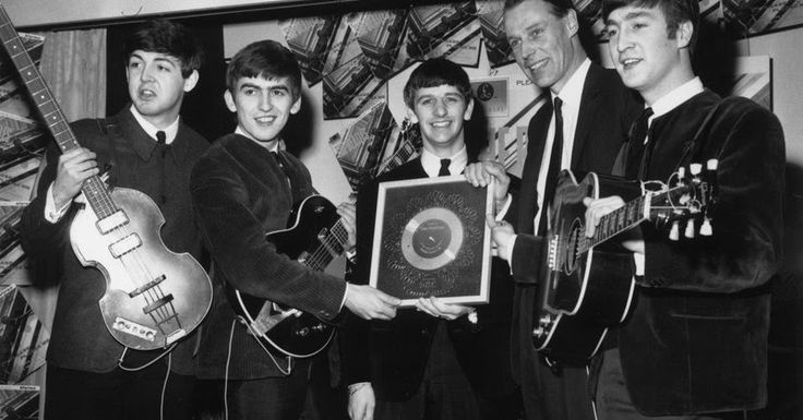 George Martin, the 'Fifth Beatle' – 31 Stunning Vintage Pictures of the Musical Genius with The Beatles' Members during Their Collaboration