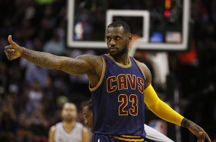 LeBron James is a Dark Horse Contender for Defensive Player of the Year - LeBron James's stellar all-around offensive skills combined with the Cleveland Cavaliers' 12-4 record (third-best in the NBA) should put the star forward in the running for his fifth MVP. However, with his work at the other end, James is.....