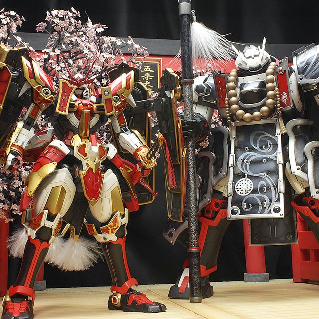 GunPla Builders World Cup [GBWC] 2016 Japan Entries Gallery Part 2