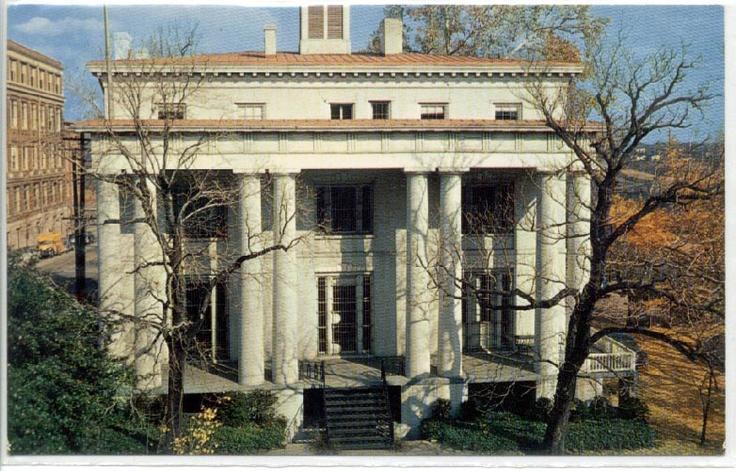 White House of the Confederacy, Richmond, VA